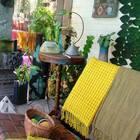 バリ島の自宅 庭で育てた花・木・野菜で...