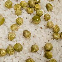 ツタンカーメンのエンドウ豆 収穫したエ...