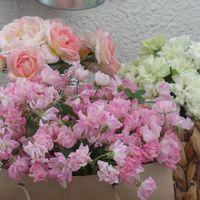 ミニバラの花束💐