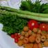 野菜、果実の収穫と料理 2018年