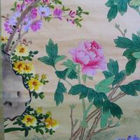 どさくさで自宅の桜