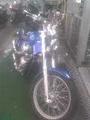 マイ^^kバイクありがとう。