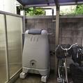 雨水タンク設置