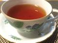 午後の薔薇紅茶