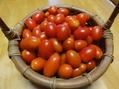 ふるさと納税の 桃 メロン & ミニトマト