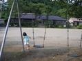 大子:おひさまの撮影された小学校