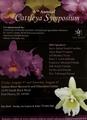 6th Annual Cattleya Symposium: 蘭シンポジウム初参加
