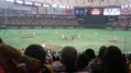 東京ドームで巨人戦観戦