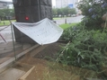 雨避け方法