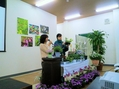 赤塚植物園主催の園芸講習会に参加。