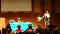 大津市民会館で園芸講演会をしてきました。