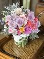 91歳の花好きの母を見舞って