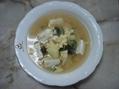男の手料理 ゴーヤ味噌汁編