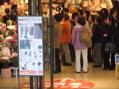 11月24日(土)は梅田の阪急百貨店10Fのジーク ウメダでマイクパフォーマンス!