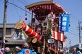 隣町のお祭り