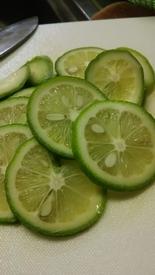 レモン育て!取りたてレモンを楽しむ。 2018.8落下のレモン