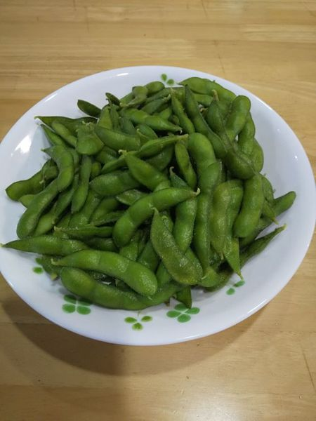 エダマメ(枝豆)の写真 by くぼちゃんガーデン 枝豆