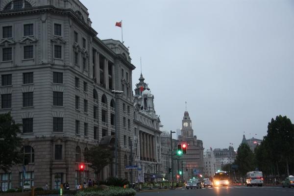 8月ベランダの外へ 上海③