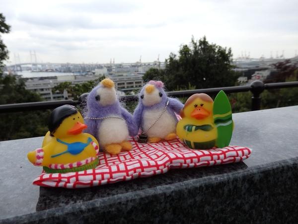 横浜、遠足来ましたーー( ^ω^ )❣️