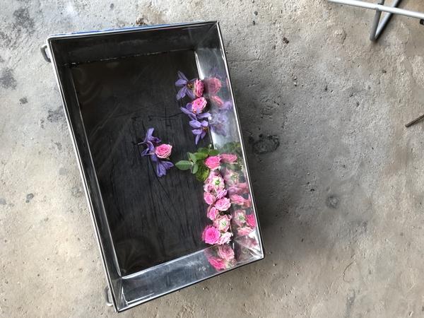 花ガラ摘み