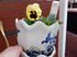 鉢にベルベットちゃん🌸パンジーの花🌸